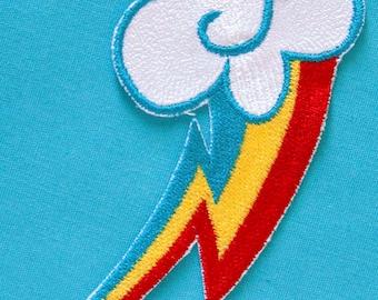 MLP:FiM Rainbow Dash Patch