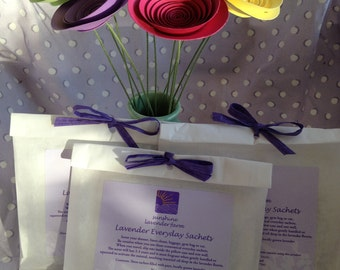 Everyday Lavender Sachets (3 Pack)