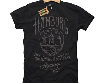 T-Shirt Hamburg Homage