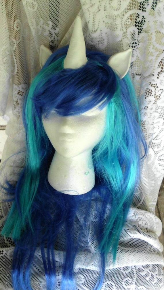 Vinyl Scratch Cosplay Hair
