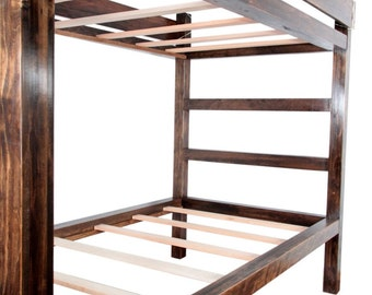 Super-duty Bunk Bed