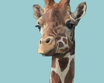 Giraffe Print, FREE Shipping