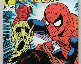 The amazing Spider man issue 245