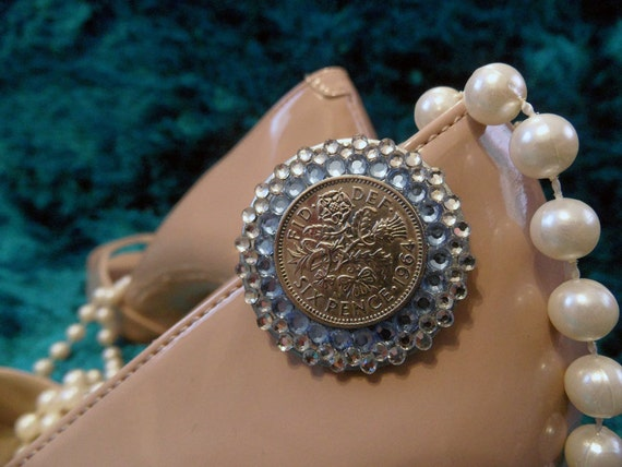 Coin In Shoe Wedding Tradition