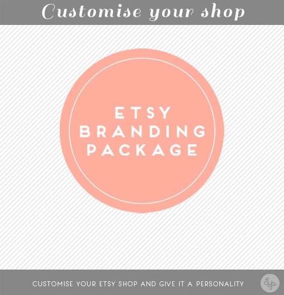 Etsy Branding Package - Business Branding Graphic Design