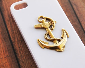Anchor iPhone 6 Plus Case iPhone 5 Anchor iPhone 5s Anchor iPhone 5c Nautical iPhone  Anchor Case iPhone 6s White Case iPhone 6 Anchor