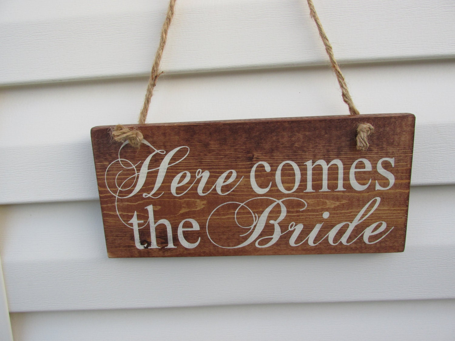 wedding sign ring bearer summerhere comes by