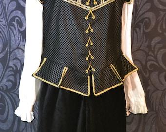 Renaissance/Tudor Doublet Costume
