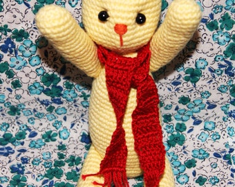Tiomka Bunny Crochet Pattern