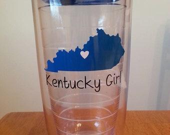 Kentucky Girl Tumbler