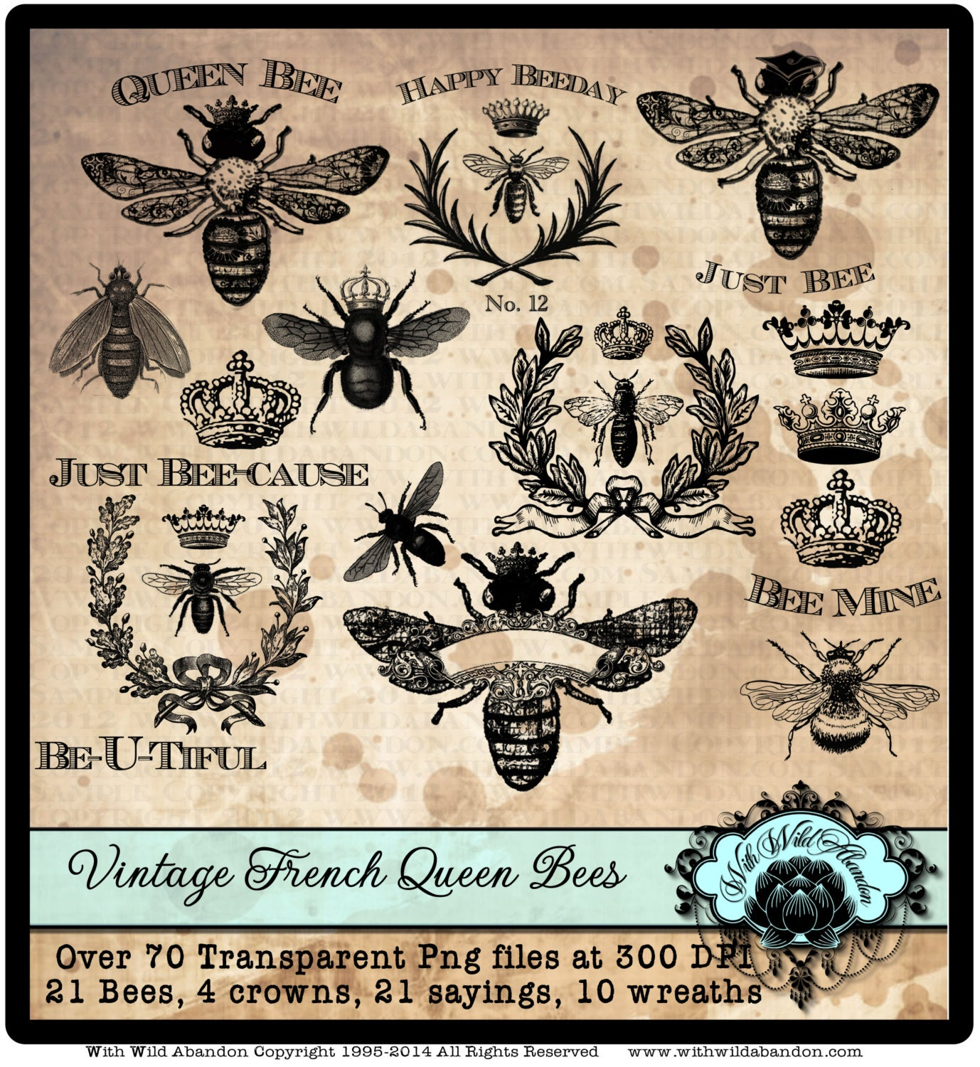 clipart french bee - photo #4