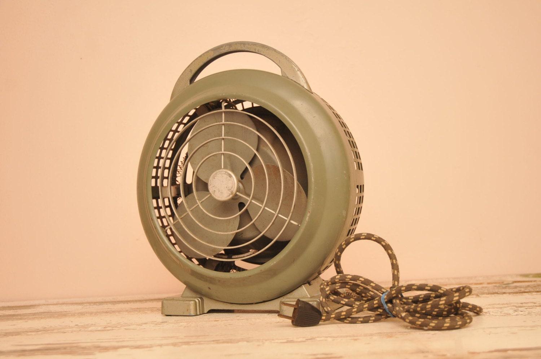 Vornado Desk Fan : Mid century desk fan vornado portable heater by