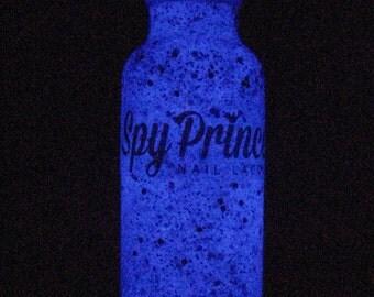 Cypher - Handmade Glow in the Dark Glitter Nail Polish - 5 Free, Vegan