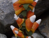 Primitive PATTERN Candy Corn Tree Instant digital Download PDF epattern by Happy Valley Primitives