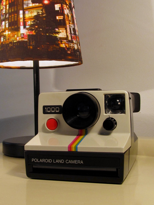 25 off polaroid camera 1000 rainbow land camera sx 70 type. Black Bedroom Furniture Sets. Home Design Ideas