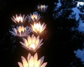Custom Order - Lotus Floating Votive Candle Holders