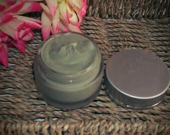 Facial Mask GREEN Clay Mask Skin Care Detox Face, Gift for her, Clay Mask Face Mask Skincare Organic Facial Clay Exfoliating Oily Pores