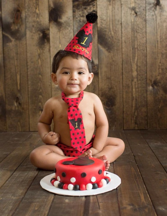 mickey mouse smash cake outfit mickey mouse boy birthday cake smash by 5889