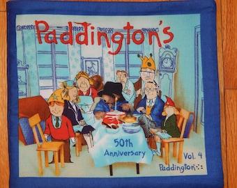 Children's Cloth Book/Paddington's Cloth Book/Paddington Bear/Children's Fabric Book