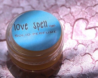 Love Spell (Type) Solid Perfume