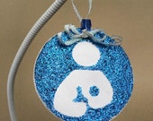 Breastfeeding Symbol Christmas Ornament