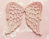 Beautiful lace wings