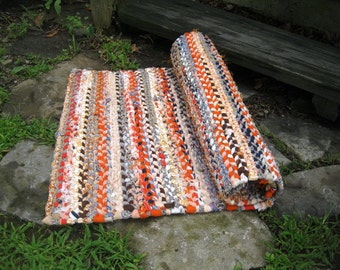 COOPERSTOWN  Rag Weaving RUG