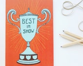 A5 Notebook, Best In Show