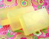 Honeysuckle Moisturizing Soap, Bar Soap, Handcrafted Floral Scented Soap