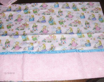 Little girls pillowcase