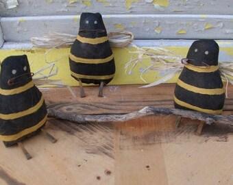 Primitive Bumblebees