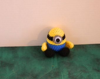 Minion Inspired Egglets