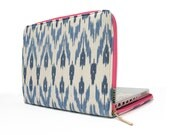 "Laptop Case - 13"" MacBook Pro or Air - Ikat"