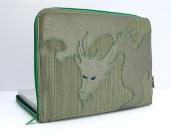 Laptop Case - Custom Size - Dragon