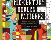 SALE Mid-Century Modern Patterns