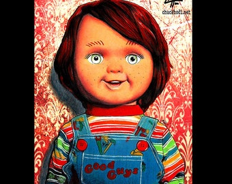 26 quot child s play chucky doll amp stand toys amp games chucky the doll