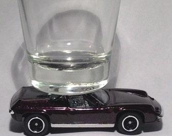 The ORIGINAL Hot Shot, Classic Hot Rods, Shot Glass, '72 Lotus Europa Special, Matchbox