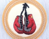 Merit Badge for 'rolling with the punches'