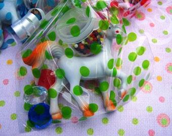 6pk Magic Science Princess Goodie Bag Unicorn Gems Water Beads