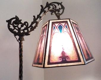 Bridge lamp shade | Etsy