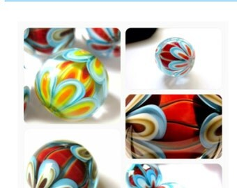 Paradise Bead Tutorial (english)  by carla di francesco