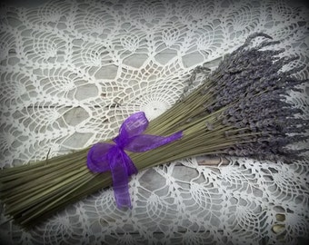Fresh dried lavender...1 bunch of dried lavender for weddings cooking and crafts