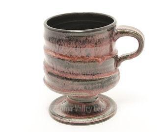 SALE•Coffee Mug - Ceramic Goblet - Stoneware Coffee Cup - Ceramic Tea Cup