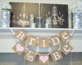 Bridal Shower banner,Bachelorette, bridal shower decor, Bride to be banner, wedding banner, bridal shower, decorations, wedding banners