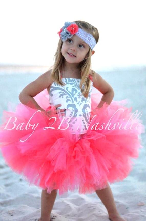 Playa vestido de novia vestido de flor chica vestido bebé niña