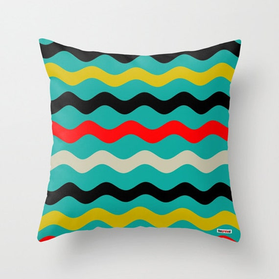Decorative throw pillow cover Modern pillow cover Couch