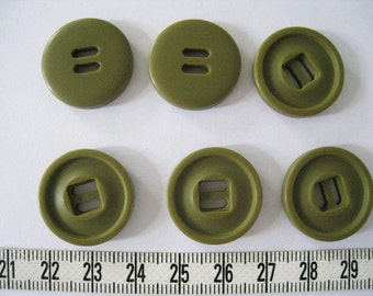 26pcs of Military Style Button  Coat Button - 22mm LAST SET