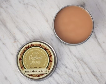 Farmer's Sore Muscle Salve