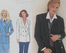 Simplicity Jacket Pants Skirt Pattern 8612