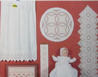 Award Winning Designs In Hardanger Embroidery 1986  Book